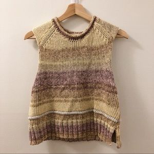 Wilfred Free Knit Sleeveless Top